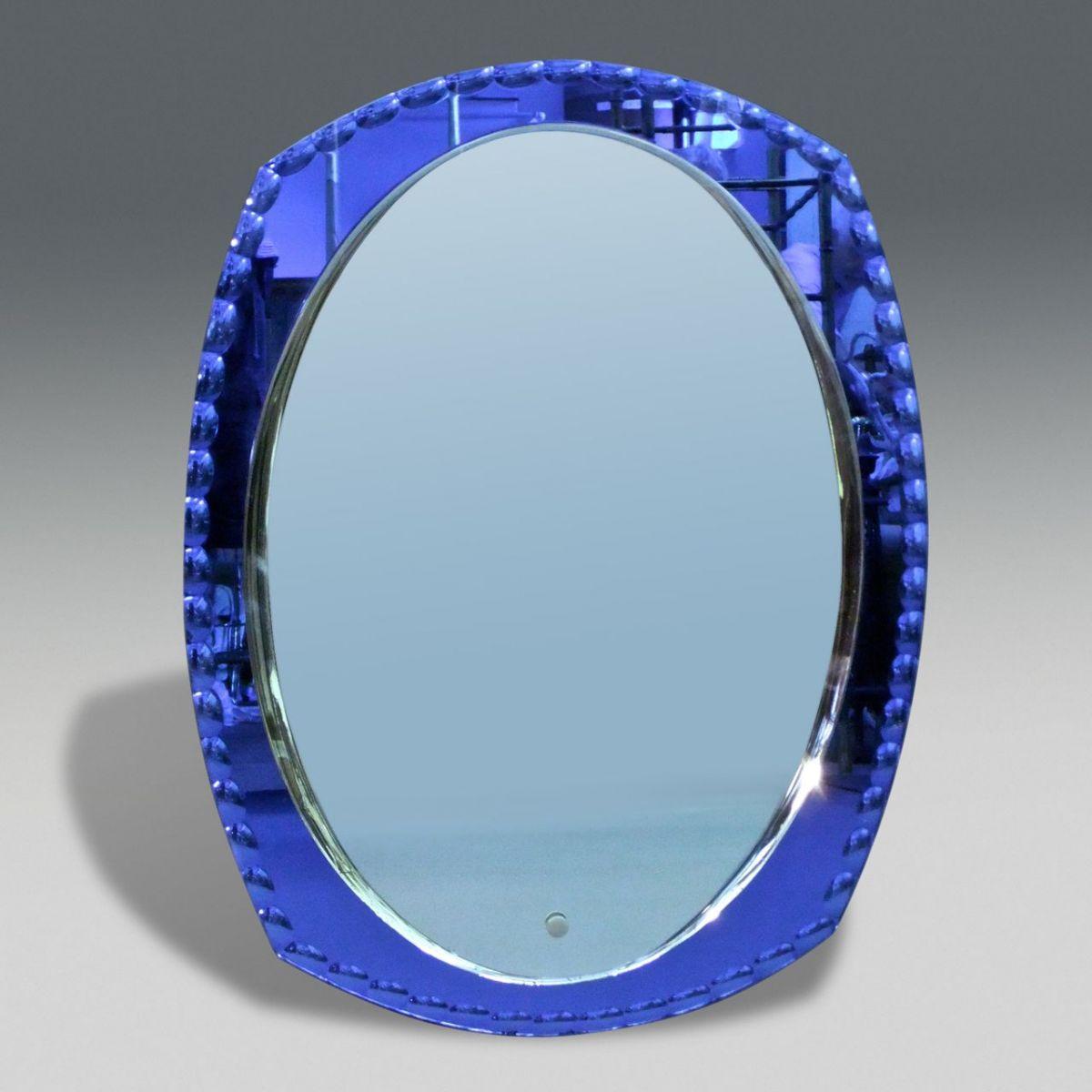 Blue Mirror 35